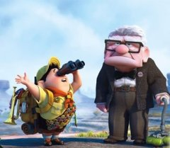 Russell and Carl; UP