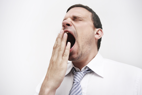 Why We Yawn - We Yawn to Cool Our Brains