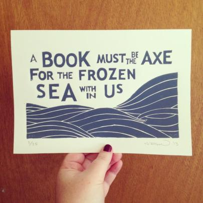 book-print